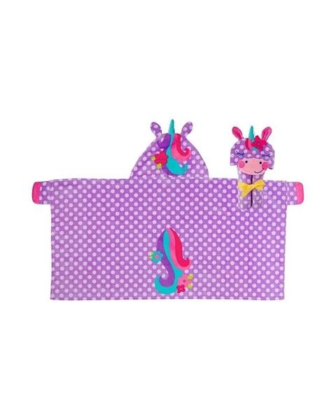 Παιδική πετσέτα με κουκούλα, Unicorn