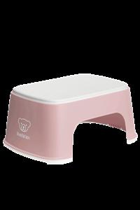 BabyBjorn Step Stool Σκαλοπάτι - Powder pink - White