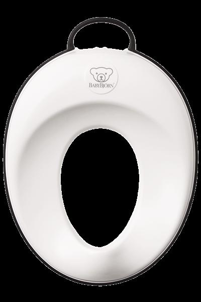 BabyBjorn κάθισμα τουαλέτας White - Black