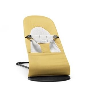 BabyBjorn Ρηλάξ Balance Soft Cotton Jersey, Yellow Grey