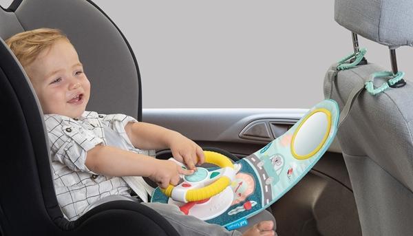 Taf Toys Παιχνίδι Αυτοκινήτου Koala Car Wheel