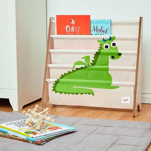 3 sprouts Θήκες Για Βιβλία Dragon