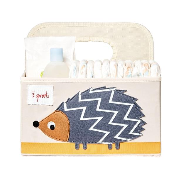 3 sprouts Τσάντα-Θήκη Για Πάνες, Hedgehog