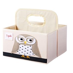 3 sprouts Τσάντα-Θήκη Για Πάνες, Owl