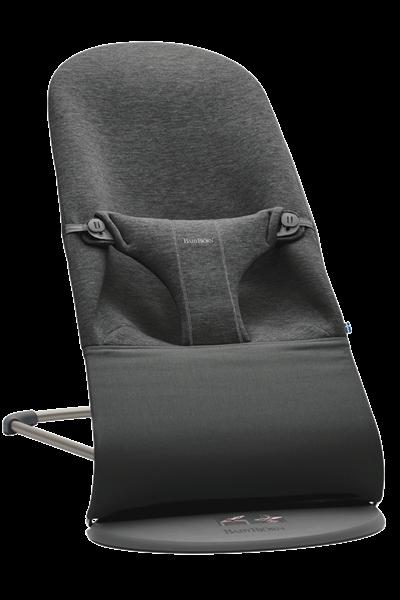 BabyBjorn Ρηλάξ Balance Bliss 3D Jersey, Charcoal Grey