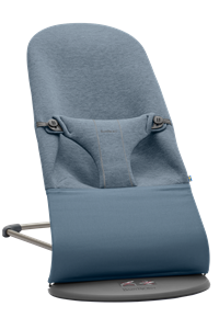 BabyBjorn Ρηλάξ Balance Bliss 3D Jersey, Dove Blue