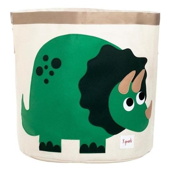 3 sprouts Καλάθι Για Παιχνίδια - Dino