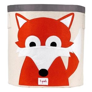 3 sprouts Καλάθι Για Παιχνίδια - Fox