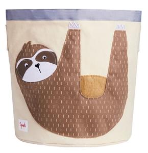 3 sprouts Καλάθι Για Παιχνίδια - Sloth