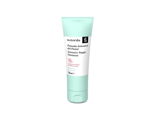 Suavinex Κρέμα αλλαγής πάνας για ερεθισμένο δέρμα, Ointment 75ml