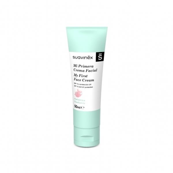 Suavinex Κρέμα προσώπου Face Cream, 50ml