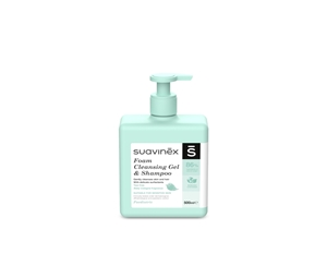 Suavinex Αφρόλουτρο Για Σώμα & Μαλλιά 500ml.