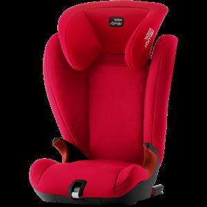 Britax KidFix SL Black Series Παιδικό Κάθισμα Αυτοκινήτου 15-36kg. Fire Red