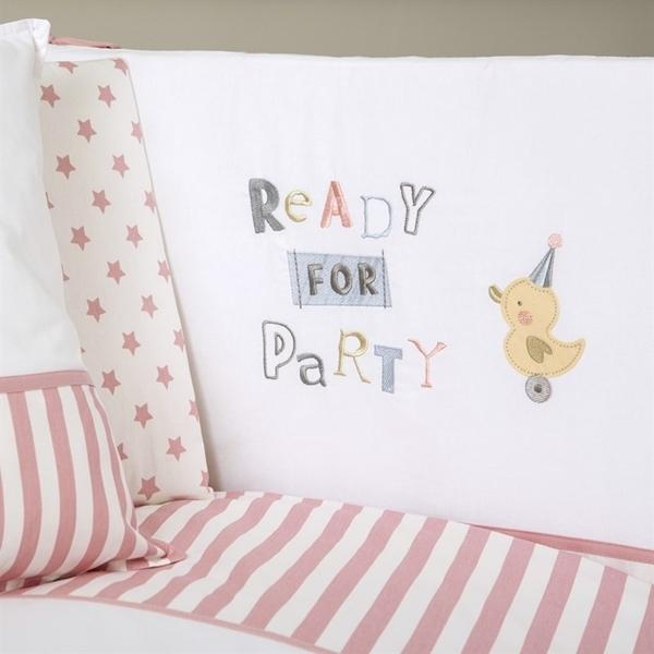 FunnaBaby Σετ προίκας μωρού 6τμχ, VIP Ροζ
