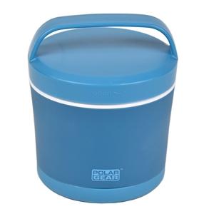 Polar Gear Θερμός Φαγητού Lunch Bowl Turquoise 500ml.