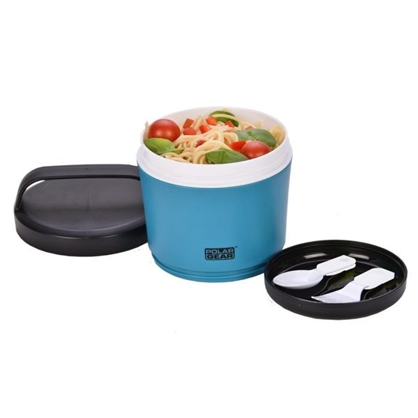 Polar Gear Θερμός Φαγητού Lunch Bowl Turquoise 500ml.