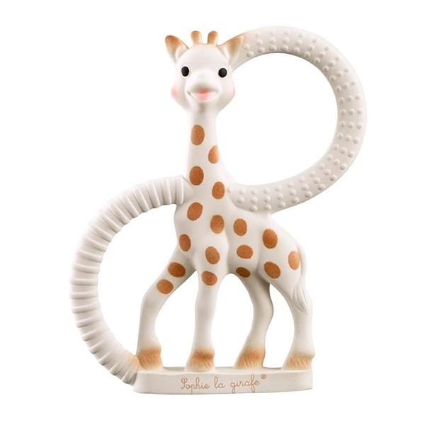 Sophie the Giraffe, Σόφι η καμηλοπάρδαλη, δακτύλιος οδοντοφυϊας
