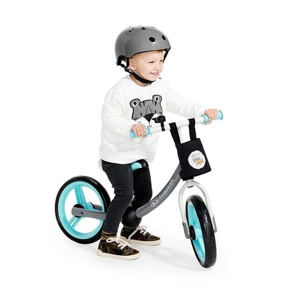 KinderKraft Ποδήλατο Ισορροπίας 2 Way Next, Turquoise