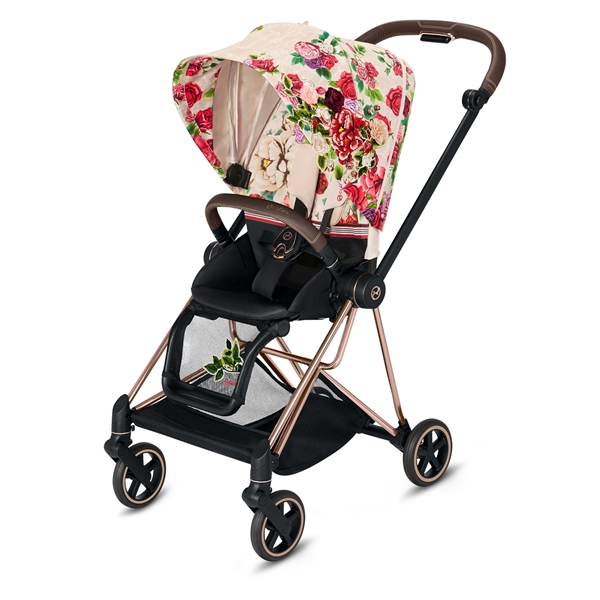 Cybex Κάθισμα Καροτσιού Mios Seat Pack, Spring Blossom Light