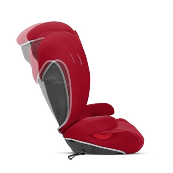 Cybex Κάθισμα Αυτοκινήτου Solution B Fix 15-36kg. Volcano Black