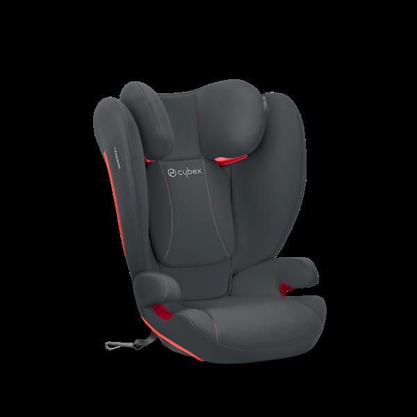 Cybex Κάθισμα Αυτοκινήτου Solution B-Fix 15-36kg. Steel Grey
