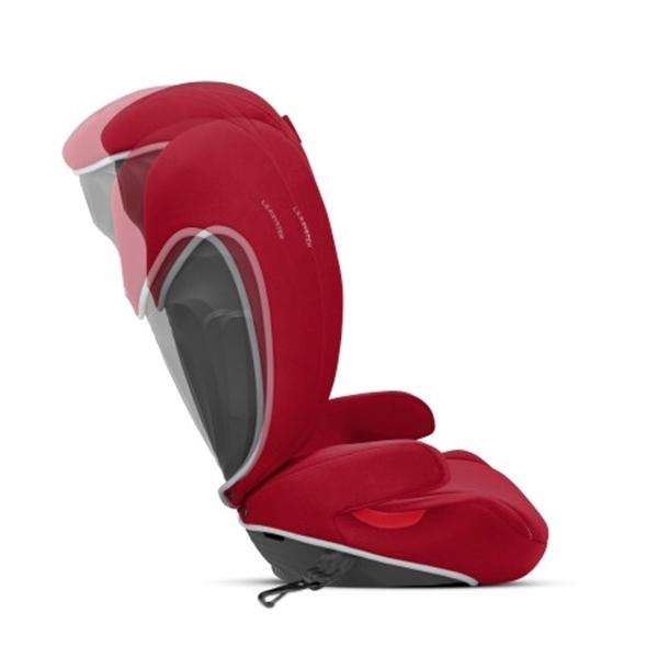 Cybex Κάθισμα Αυτοκινήτου Solution B-Fix 15-36kg. Bay Blue