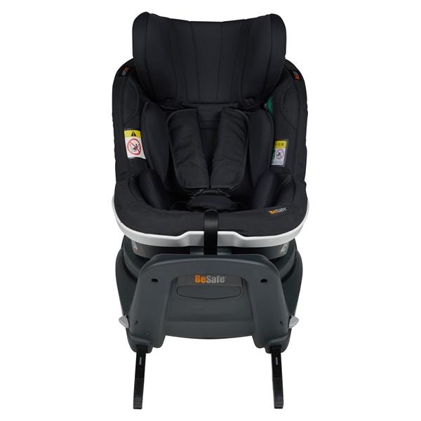 BeSafe Παιδικό Κάθισμα Αυτοκινήτου iZi Turn i-Size 0-18kg, Fresh Black Cab