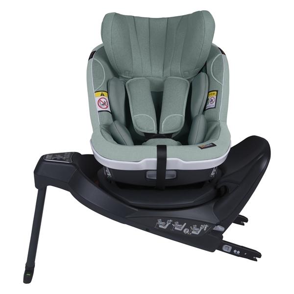 Picture of BeSafe Παιδικό Κάθισμα Αυτοκινήτου iZi Turn i-Size 0-18kg, Sea Green Melange