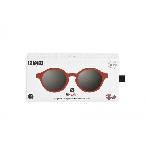 IZIPIZI Γυαλιά Ηλίου Sun Kids Plus 3-5 Ετών Red