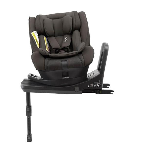 Nuna Κάθισμα Αυτοκινήτου Norr i-Size 0-18,5kg. Granite