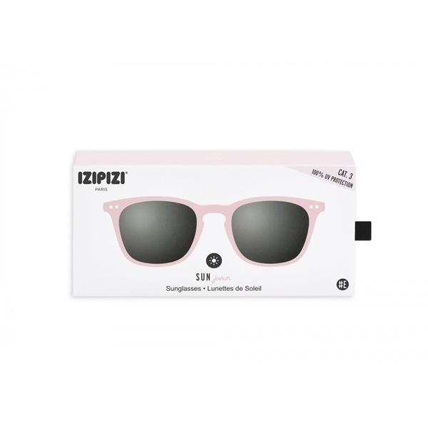 IZIPIZI Γυαλιά Ηλίου Sun Junior, 5 - 10 Ετών #E Pink