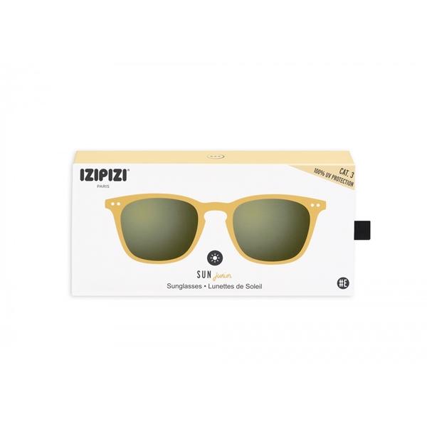 IZIPIZI Γυαλιά Ηλίου Sun Junior, 5 - 10 Ετών #E Yellow Honey