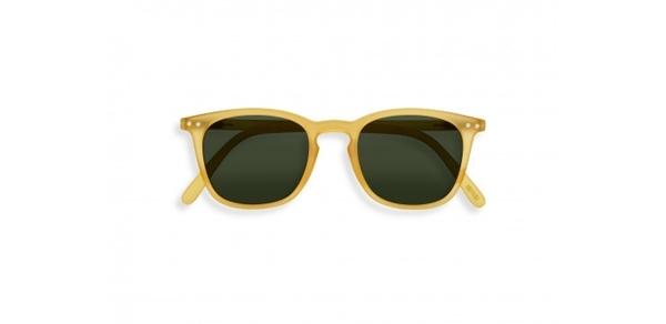 IZIPIZI Γυαλιά Ηλίου Sun Adult #E Yellow Honey