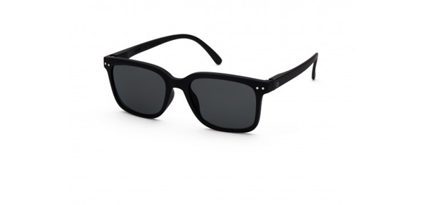 IZIPIZI Γυαλιά Ηλίου Sun Adult #L Black