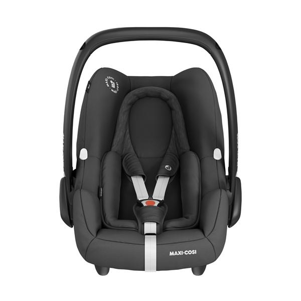 Maxi-Cosi® Κάθισμα Αυτοκινήτου Rock i-Size 0-13kg. Essential Black