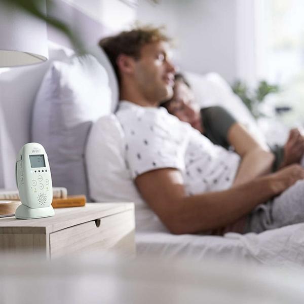 Philips Avent Συσκευή Παρακολούθησης Μωρού DECT SCD721/26