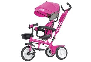Globo Τρίκυκλο Ποδήλατο 5 σε 1 Vita Mino, Pink