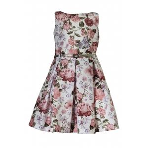 M&B Fashion Φόρεμα Φλοράλ