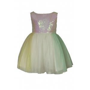 M&B Fashion Φόρεμα Παγιέτες