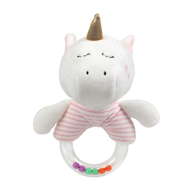 Kiokids Υφασμάτινη Κουδουνίστρα Unicorn
