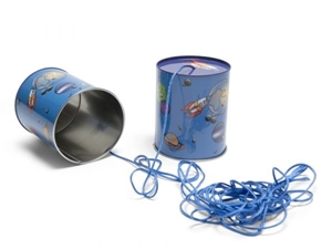 BS Toys – Tin-o-phone – Αυτοσχέδιο Τηλέφωνο