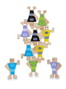 BS Toys – Stackman – Οι κολλητοί
