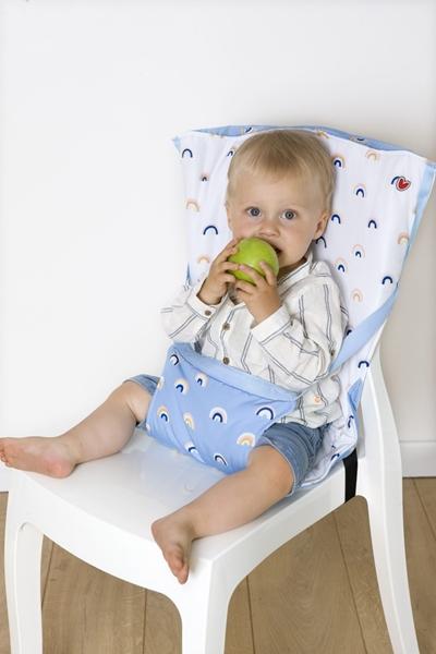 Baby To Love Pocket Chair - Rainbow