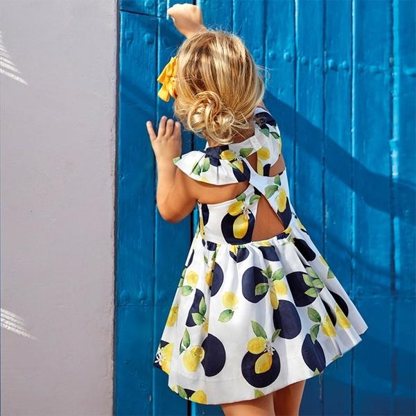 Mayoral Φόρεμα Σταμπωτό Κορίτσι