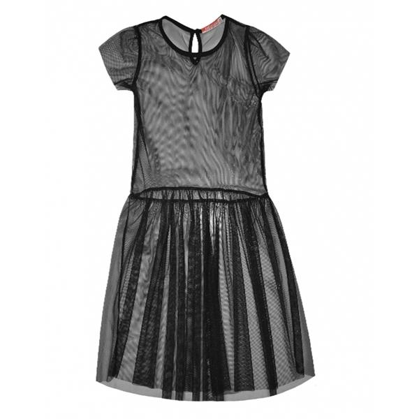 Energiers Φόρεμα Με Παγιέτες Και Διαφάνεια