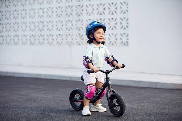 Micro Ποδήλατο Ισορροπίας Balance Bike, Black
