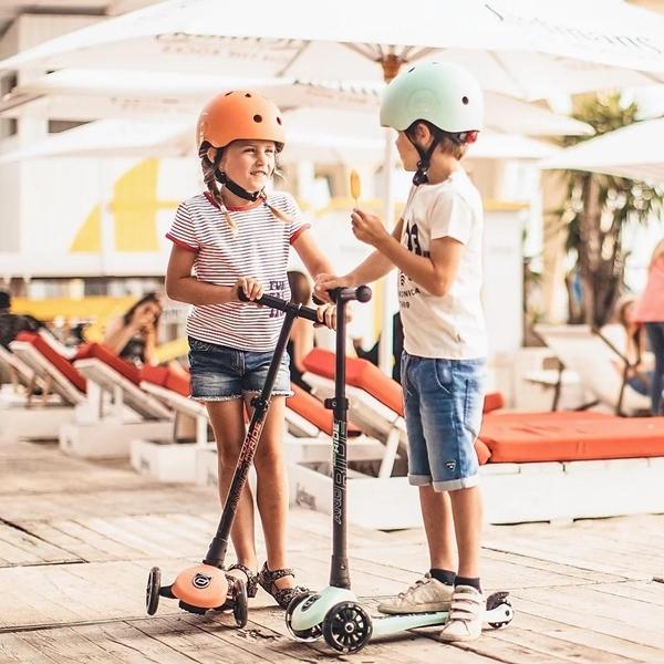 Scoot & Ride Κράνος Kiwi, XXS-S