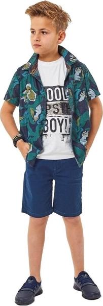 Hashtag Σετ Παντελόνι, Πουκάμισο Και Μπλούζα Για Αγόρι