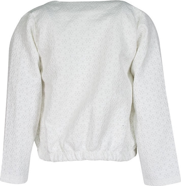 Εβίτα Fashion Σετ 3τμχ Λευκό Με Ριγέ Φούστα