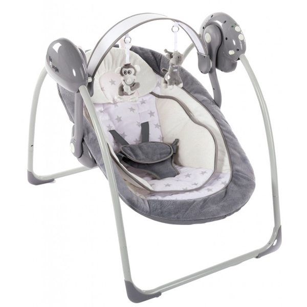 Bo Jungle B-Portable Swing Night Stars and Adapter